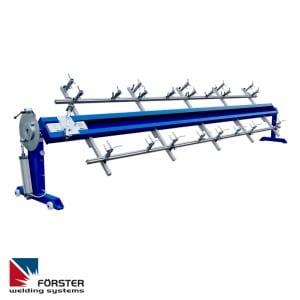 Forster Railing Welding Fixture 6.5 Meter